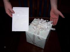 Late Wedding Gift!