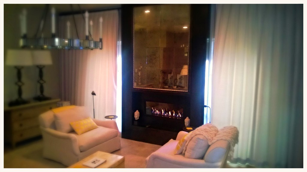 Town & Country TC38WS Direct Vent Fireplace. Chattanooga, Tn.
