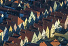 Romantic Road City (Aerial Photography) Tags: by don sch 09122003 altstadt diagonale donauwörth fotoklausleidorfwwwleidorfde luftaufnahme luftbild reichsstrase s2p31567 aerial diagonal historiccity oldtown outdoor donauwörthlkrdonauries bayernbavaria deutschlandgermany deu