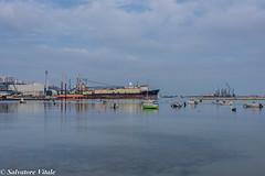 Ortona - Il Porto_2016_3 (Roman_77) Tags: ortona paesaggio porto mare sea boat nave barche barca chieti abruzzo crawler landscape italia nikon d750 roman77