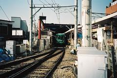FH030001 (hiromori) Tags: tram railway tramway tokyu tramcar setagayaline tokyokyukorailway