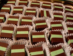 Minty (sea turtle) Tags: christmas candy sweet chocolate mint minty chocolatemints