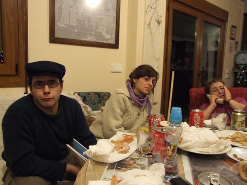 Juan y Lala Y Mari Diciembre 2003 Carcabuey