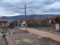 View from Sapareva Banya / Изглед от Сапарева баня