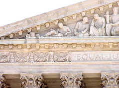Left Side of West Pediment