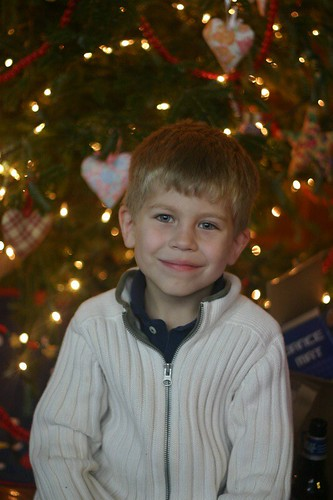 carter at christmas