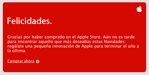 La inocentada de Apple