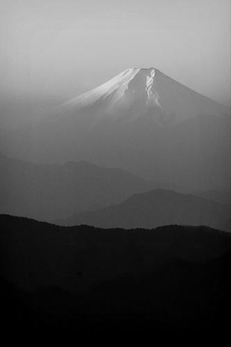 Fuji from Okutama