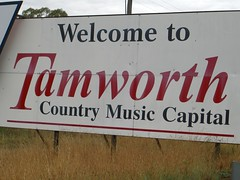 Tamworth - Country Music Capital of Australia