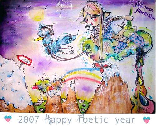 2007 HAPPY NU YEAR