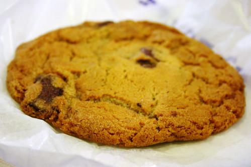 CB choco chip cookie!
