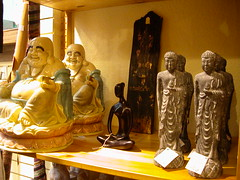Buddhas at Essen Evolution 1