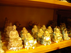 Buddhas at Essen Evolution 3