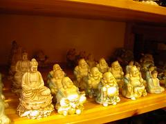 Buddhas at Essen Evolution 3