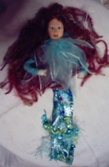 Mermaid-ish doll