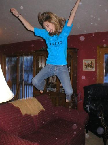 jumping 011