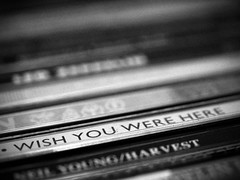 How I Wish... (Danel Starrason) Tags: old bw rock 35mm iceland cd grain harvest olympus pinkfloyd wishyouwerehere akureyri rogerwaters progressiverock zd sydbarret