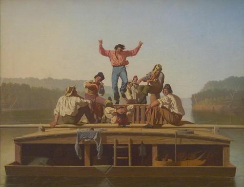 The Jolly Flatboatmen 19774