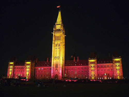Canadian Parliament Buildings, Ottawa | Flickr - Photo Sharing!