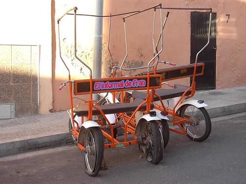 Las bicicletas son ....