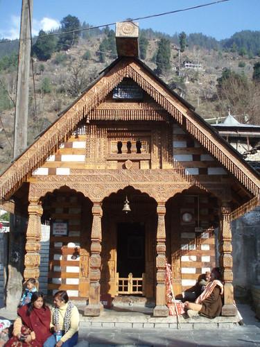 Vashist Temple