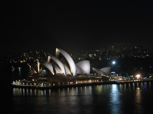 Long Exposure Opera House