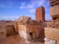Al-Heer Al-Gharbi Palace Stones