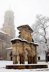 (Juampa Mola) Tags: espaa snow cold spain nieve andalucia invierno neige jaen frio baeza ph249