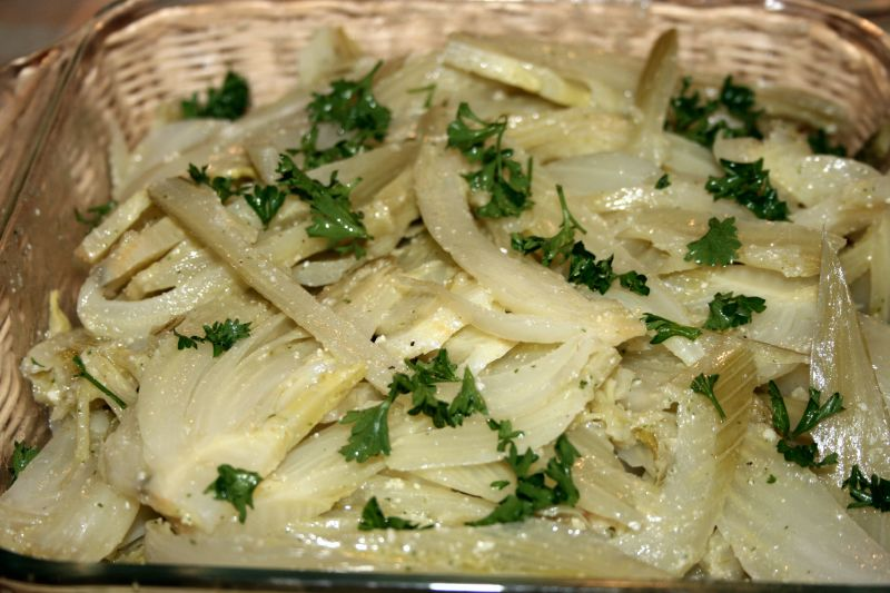 Fenoci in Salata - Fennel Salad
