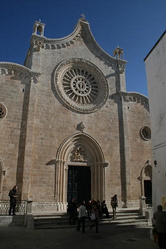 Ostuni's Cattedrale