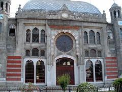 Train Station Istanbul Sikerci, Istanbul, Turkey