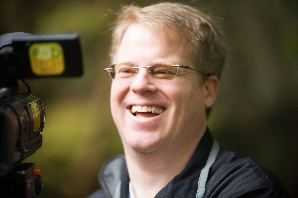 Robert Scoble on Camera
