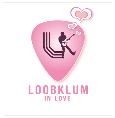 LK in love logo