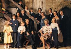First Family of Liechtenstein (Garrett2) Tags: travel postcards exotica