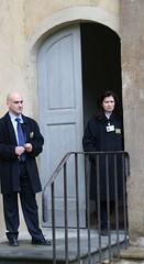 Guarding the entrance to the Vasarian Corridor