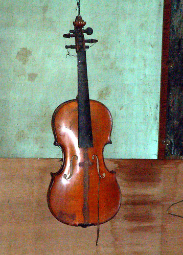 Myrone's fiddle