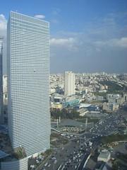 CIMG1816 (Yosef Silver - This American Bite) Tags: city sky buildings israel telaviv high tel aviv tall 2007 britishyosef yosefsilver