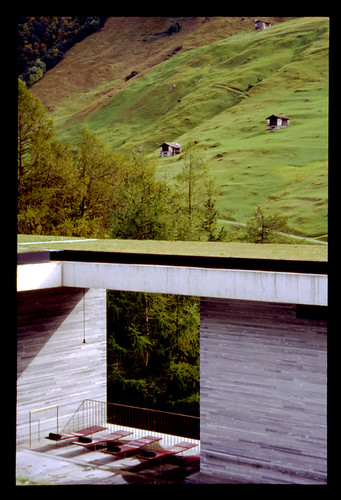 zumthor baths at vals 2