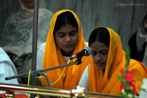 Singing Girls @ Gurudwara