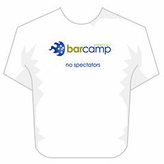 BarCampSydney t-shirt