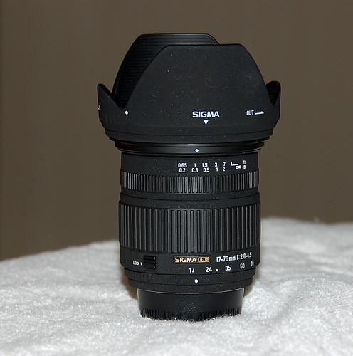 Sigma 17-70mm F2.8 Macro