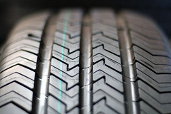 Treads (kurtliu) Tags: d50 50mm nikon tire tread treads