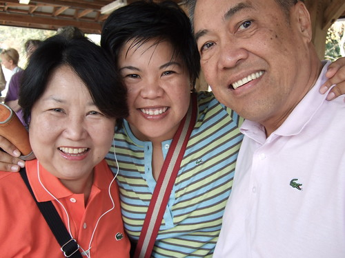 Ann with Mom & Dad