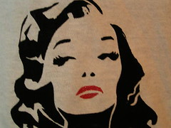 lupe (Kate Farina) Tags: stencil recon