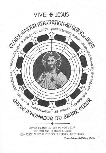 Garde d'Honneur du Sacré-Coeur de Jésus
