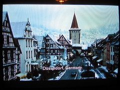 Duesseldorf or Gengenbach?