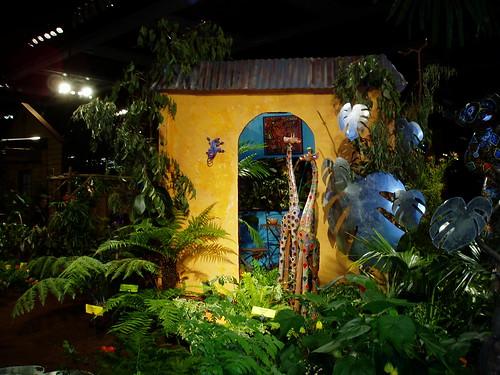Fancy Fronds jungle