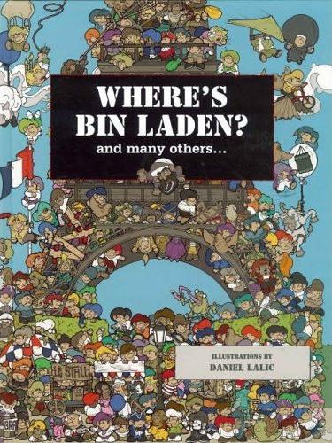 donde esta wally. ¿Dónde está Bin Laden?