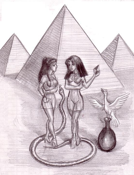 Egyptean women