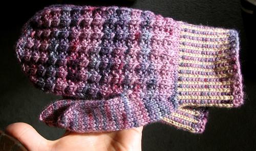 k2 matching mittens
